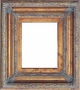 Wall Mirrors - Mirror Style #373 - 16X20 - Dark Gold