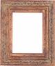 Wall Mirrors - Mirror Style #376 - 8x16 - Dark Gold
