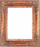 Wall Mirrors - Mirror Style #379 - 24X36 - Dark Gold