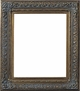 Wall Mirrors - Mirror Style #380 - 24X36 - Dark Gold