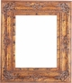 Wall Mirrors - Mirror Style #384 - 36X48 - Dark Gold