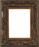Wall Mirrors - Mirror Style #388 - 36x36 - Dark Gold