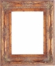 Wall Mirrors - Mirror Style #392 - 24X36 - Dark Gold