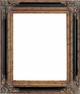 Wall Mirrors - Mirror Style #398 - 48X72 - Black & Gold