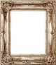 Wall Mirrors - Mirror Style #415 - 36X48 - Silver