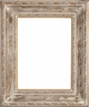 Wall Mirrors - Mirror Style #423 - 24X36 - White Wash