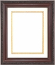 Wall Mirrors - Mirror Style #424 - 14X18 - Traditional Wood