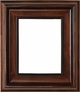 Wall Mirrors - Mirror Style #425 - 24X36 - Traditional Wood