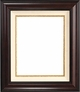 Wall Mirrors - Mirror Style #428 - 24X36 - Traditional Wood