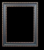 Art - Picture Frames - Oil Paintings & Watercolors - Frame Style #621 - 30x40 - Black & Gold - Black & Gold Frames