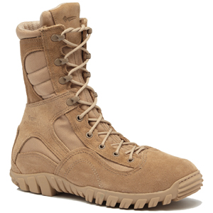 Belleville 333 Sabre Hot Weather Tan Hybrid Assault Boot