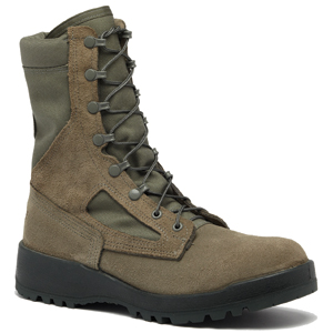 Belleville 600 ST Hot Weather Steel Toe Military Boot