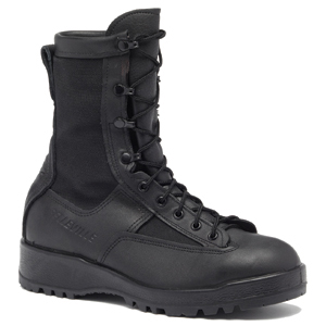 Belleville 700 ST Cold Weather Black Waterproof Steel Toe Boot