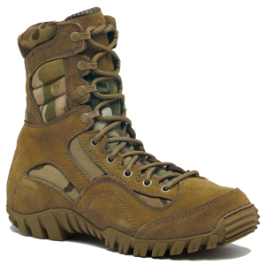 Tactical Research TR560 KHYBER Camo Hybrid Boot