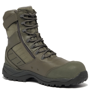 Tactical Research TR636Z CT Maintainer USAF Composite Toe Zipper Boot