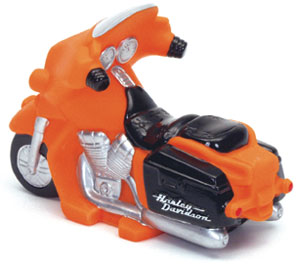 Harley-Davidson® Vinyl Motorcycle Dog Toy