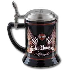 H-D® Wings Tankard