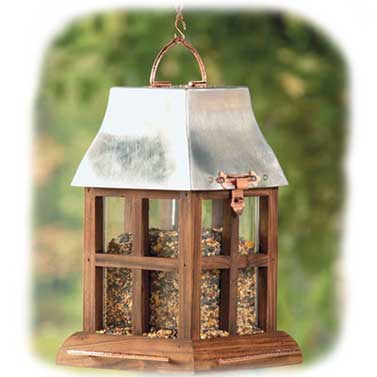 Perky-Pet™ Paul Revere Bird Feeder