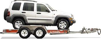 U-Haul Auto Transport