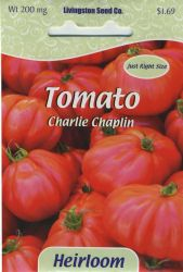 Charlie Chaplin Heirloom Tomato Seeds