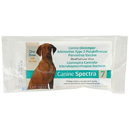 Canine Spectra® 7  7 in One Shots