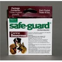 Safe-Guard® Canine Dewormer, 4 g 40 lb Dog
