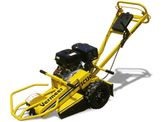 Vermeer Walk Behind Stump Grinder