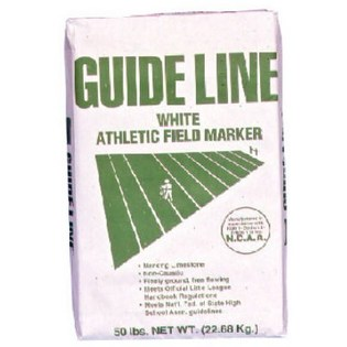 Oldcastle Guide Line 50-Lb. White Athletic Field Marking Lime