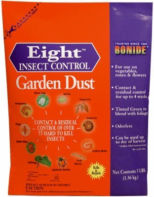 Bonide Eight Garden Dust 3 Pound