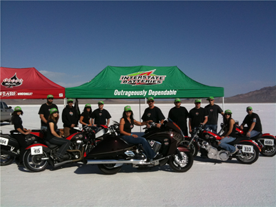 Interstate Motorcycle Batteries