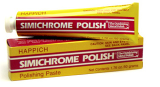 Simichrome Polish The Outstanding Metal Polish 1.76 oz
