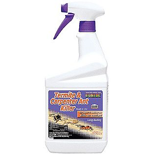 Bonide Termite and Carpenter Ant Spray - RTU Qt