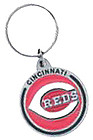 Cincinnati Reds Key Ring