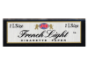 French White 2 PACK SPECIALS