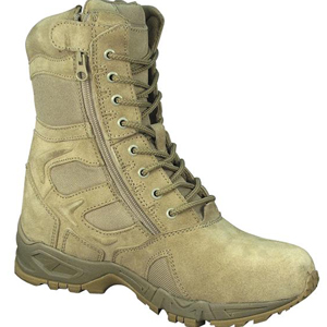 Rothco 5357 Forced Entry Side Zipper Deployment Boot