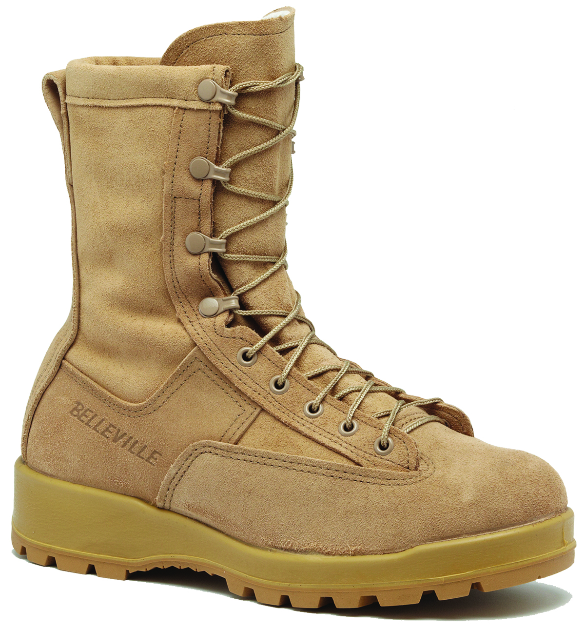 Belleville 775 ST Cold Weather Tan Insulated (600g) Waterproof Steel Toe  Boot c9a60414a4
