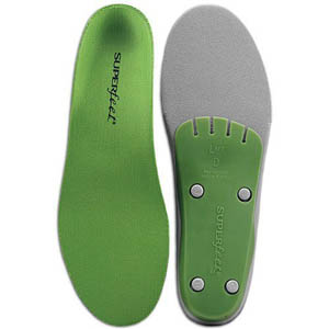 Superfeet Green Premium Insoles Shoe Boot