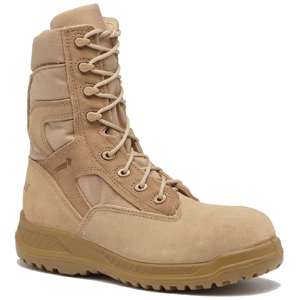 Belleville 310 Men's Desert Tan Hot Weather Lightweight Military Boots
