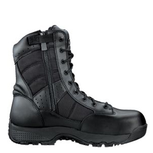 Original SWAT 1070 Waterproof CST Side Zip Tactical Boot