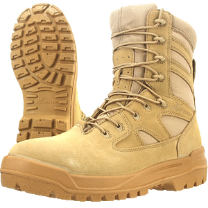 Wellco T178 Signature Tan Hot Weather Composite Toe Boot