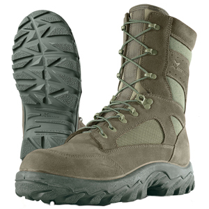 Wellco S155 LIGHTNING USAF Hot Weather Combat Boot