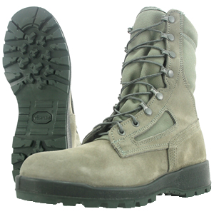 Wellco S115 Sage Green Temperate Weather Steel Toe Boot