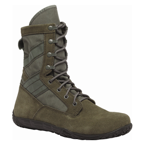 Tactical Research TR103 Men's MiniMil Ultra Light USAF Sage Green Minimalist Boot