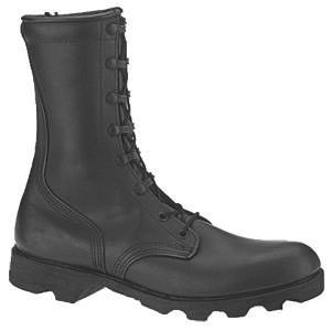 Altama 4157 Black All Leather Mil Spec Boot