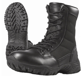 Wellco B109 ENTRY Hot Weather Side Zip Tactical Boot