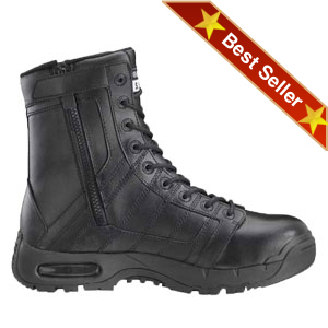 Original SWAT 1234 Air 9 Inch All Leather Tactical Waterproof Boot
