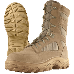 Wellco T155 Hot Weather  Lightning Combat Boot
