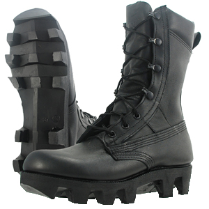 Wellco B213 Black Blast & Mine Kevlar Combat Boot