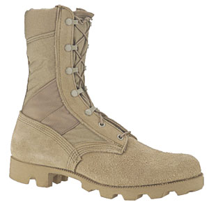 Altama 4156 Tan Military Spec Boot - Free Shipping
