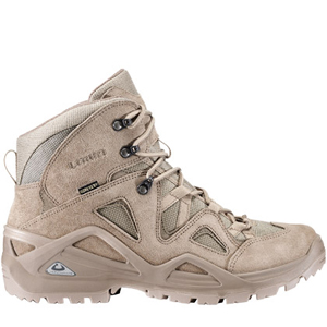 Lowa 3105507648 Men's Zephyr GTX Gore-Tex Waterproof Desert  Mid Boot